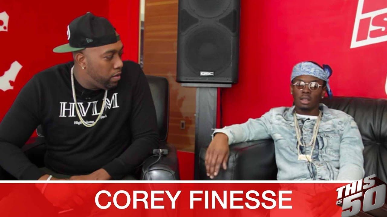 Corey Finesse on GS9 & Says Brooklyn Rappers Don't Give