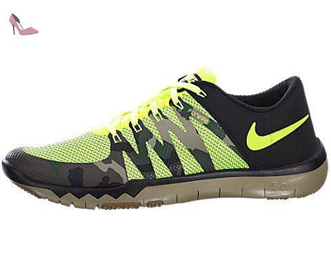 Nike Free Trainer 5.0 Amp - Black/Camo - Chaussures nike (*Partner ...