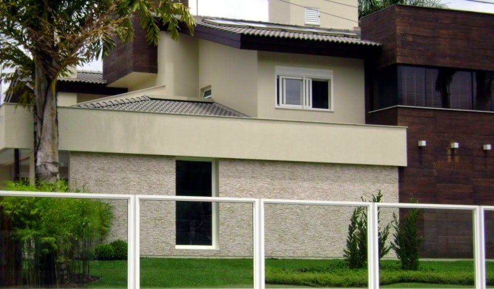 Resultado de imagem para fachada de casas com azulejo - Azulejos para fachadas ...