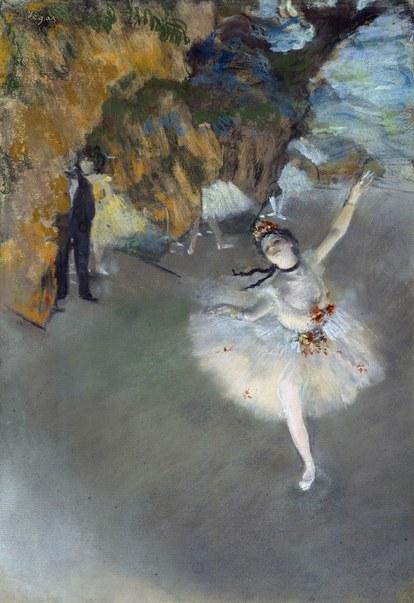 Edgar Degas Ses Plus Belles Representations De Danseuses Peintre Impressionniste Impressionnisme Degas Danseuse