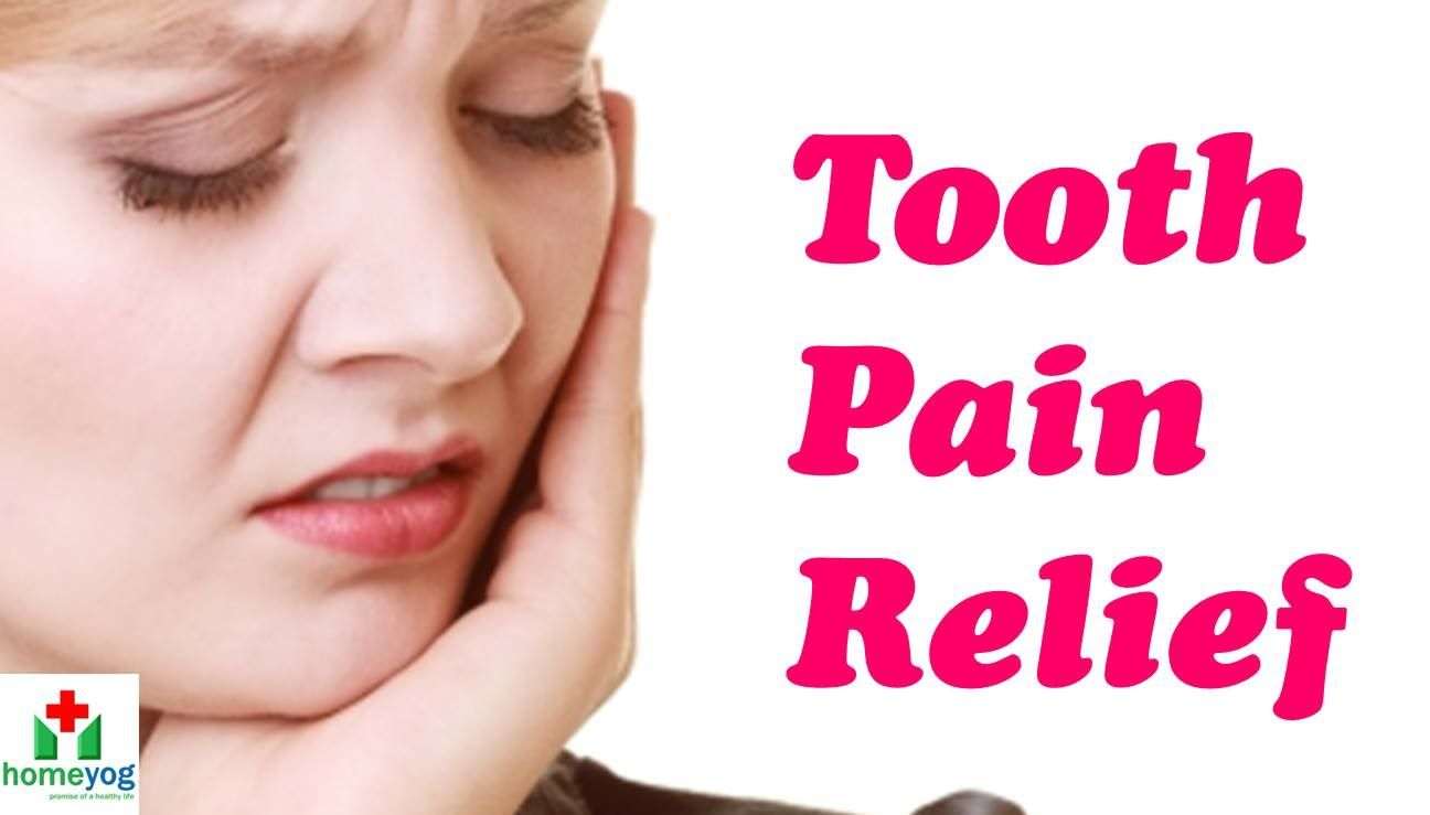 homemade remedies for toothache & tooth pain - how to stop a