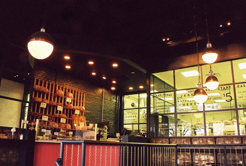 Easy Tiger Bake Shop And Beer Garden Austin, Texas