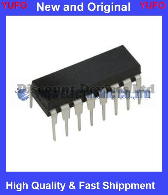 Free Shipping CD4033BE HCF4033 4033 Counter/Divider 7Segment C-MOS IC #Affiliate