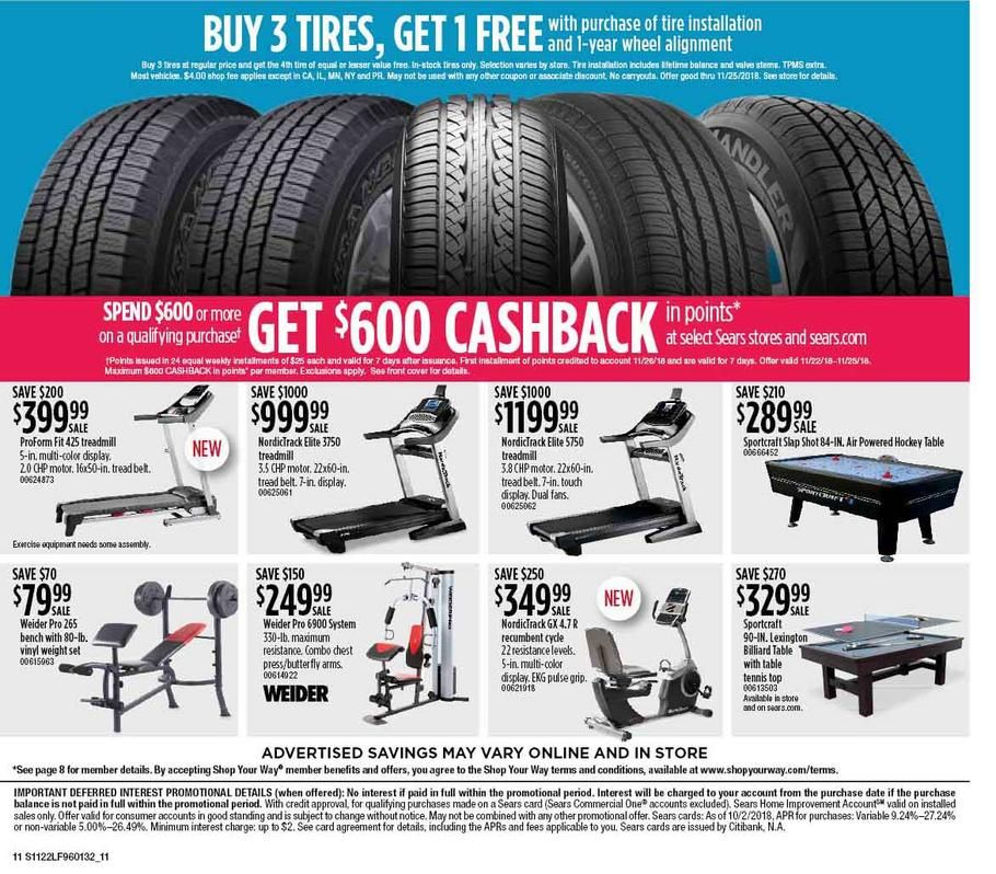 Sears Black Friday 2018 Ads Scan Deals And Sales See The Sears Black Friday Ad 2018 At 101blackfriday Com Find The Best 2 Black Friday Ads Sears Black Friday