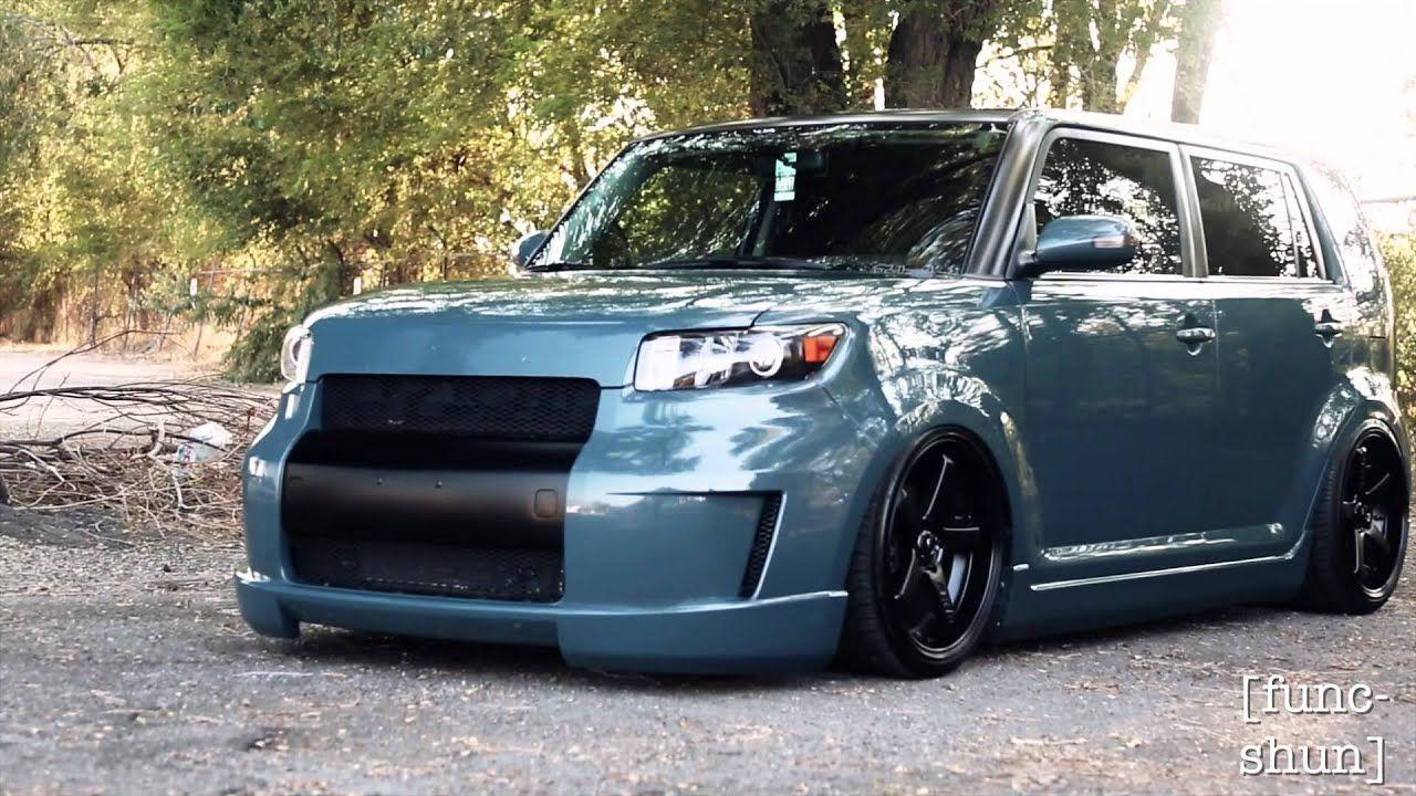 Scion Xb Slammed In Scion Xd Modified Scion Xb Scion Toyota Scion Xb