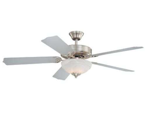 Turn Of The Century Apollo 52in 2 Light Ceiling Fan At Menards Ceiling Fan Ceiling Fan With Light Simple Ceiling Fan