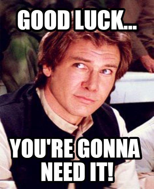 Best Of Luck Meme : Oliver, Jenkins, Memes, Memes,, Funny,