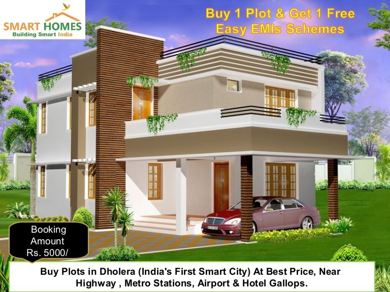 Pin by Smart Homes on Smart city | 2 storey house design