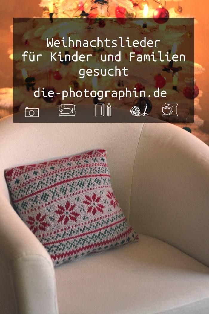 Weihnachtslieder für Kinder und Familien gesucht   die-photographin ...