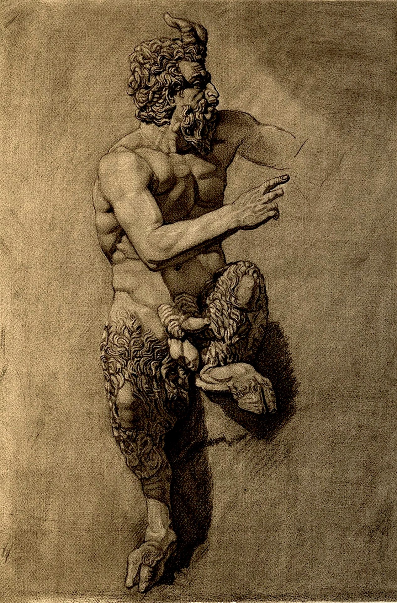 The horned god and homosexuality