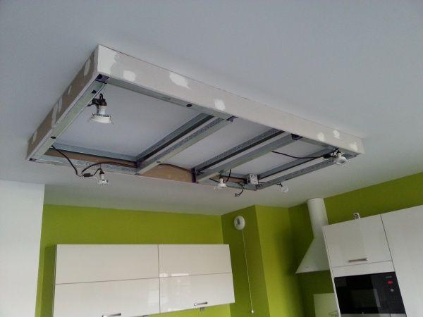 Photos de faux plafond avec lumi re indirecte groupes discussion page 17 eclairage - Lumiere indirecte faux plafond ...