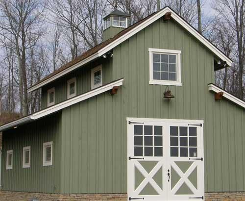Awesome Barn Style Garage Plans Barn Style House Plans Barn Style House Pole Barn Homes