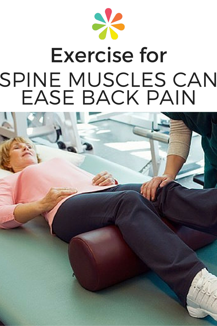 Exercise to Boost Spine Muscles Can Ease Back Pain, Study Suggests
