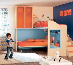 super sweet corner bunks