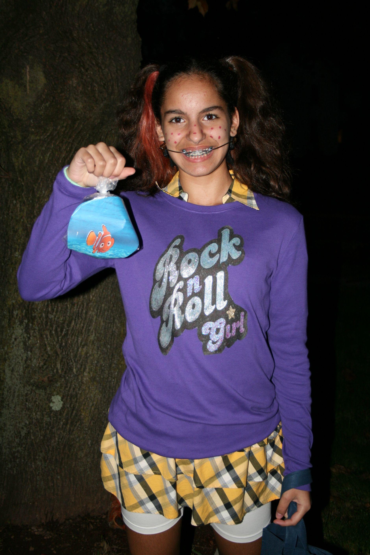 Darla From Nemo Halloween Costume Diy Halloween