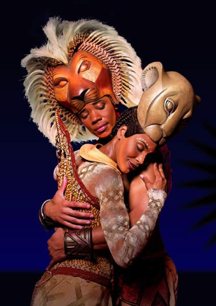 Can You Feel The Love Tonight The Lion King Production Shot