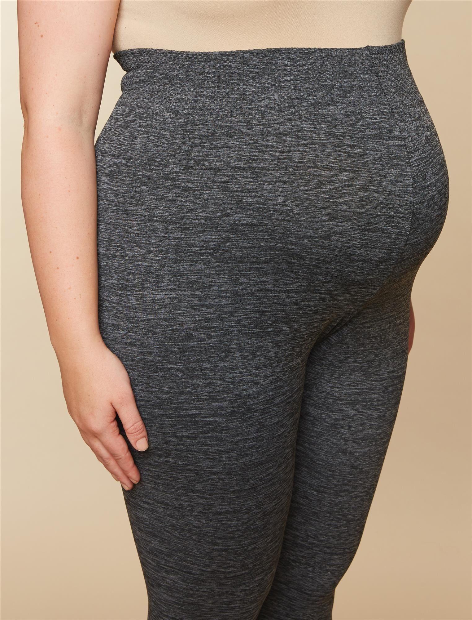 ad99e2cb0ac4f Maternity Outfits - loose-fitting maternity leggings : Motherhood Maternity  Womens Maternity Plus Size Full Length Fleece Lined Seamless Leggings Grey  Space ...