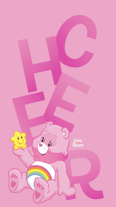 Care Bear With Images Bear Wallpaper Cartoon Wallpaper Care Bears