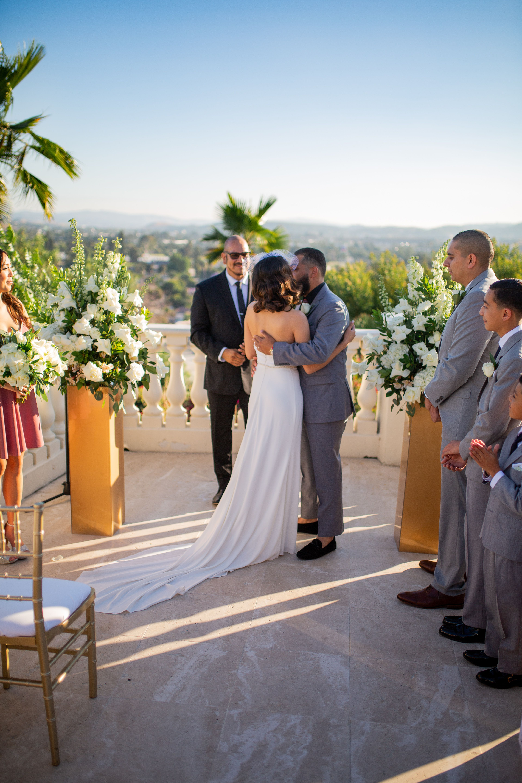 Coco Palms Wedding Venue Palm Wedding Film Photography Wedding