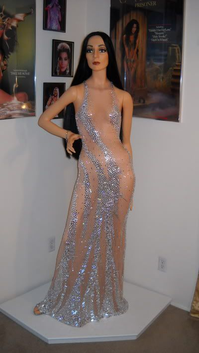 Bob Mackie Gown Worn By Cher Tuxedos Vintage Beauty