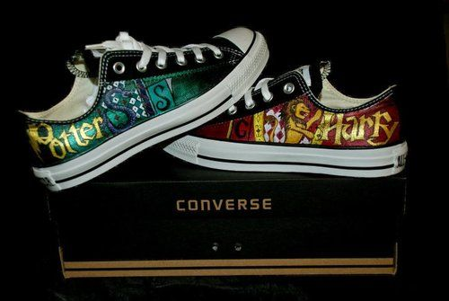 HP converse shoes