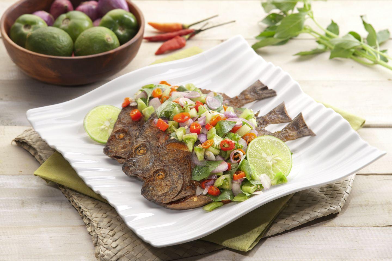 Ikan Goreng Dabu Dabu Papua Resep Masakan Masakan Resep