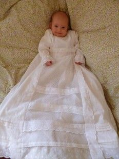 8d613138ef7c0 Robe de Baptême   Mode Bébé par emilieplumeti sur ALittleMarket Robe De Bapteme  Garcon