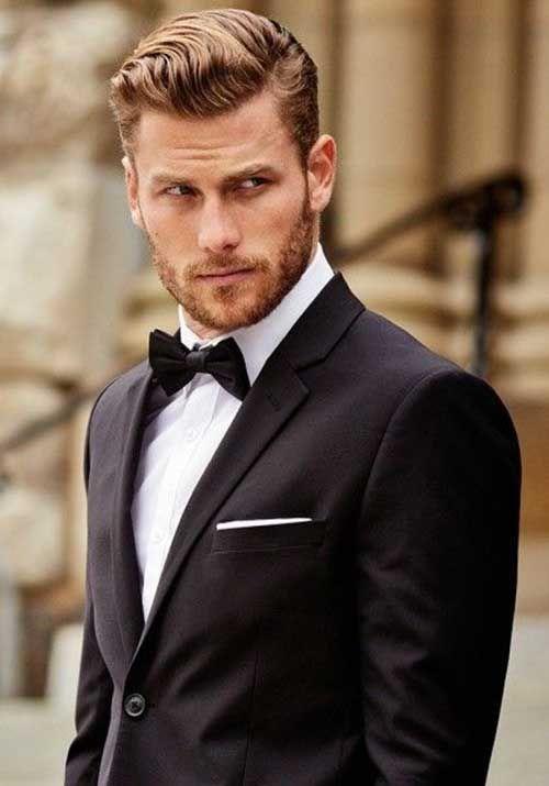 20.Mens Business Hairstyle | Frisuren Männer | Lange haare ...