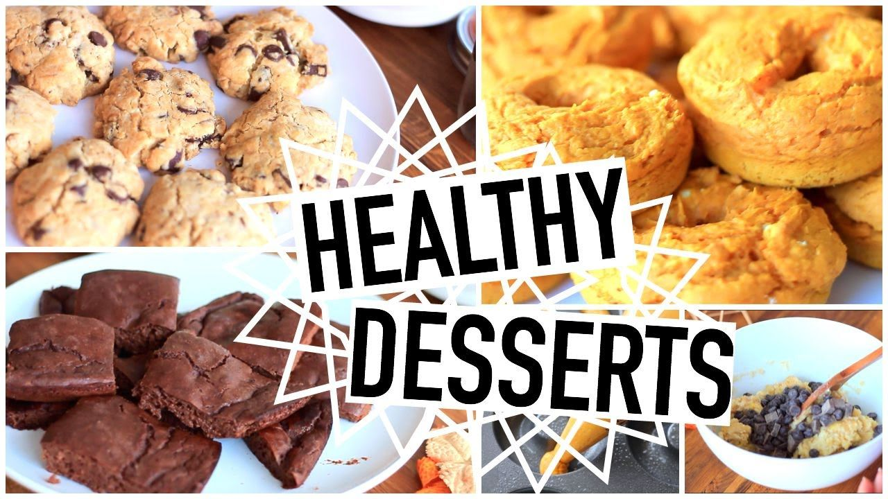 Healthy dessert recipes easy and perfect for fall dessert healthy dessert recipes easy and perfect for fall forumfinder Choice Image