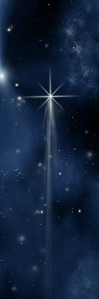 Star in Midnight Sky