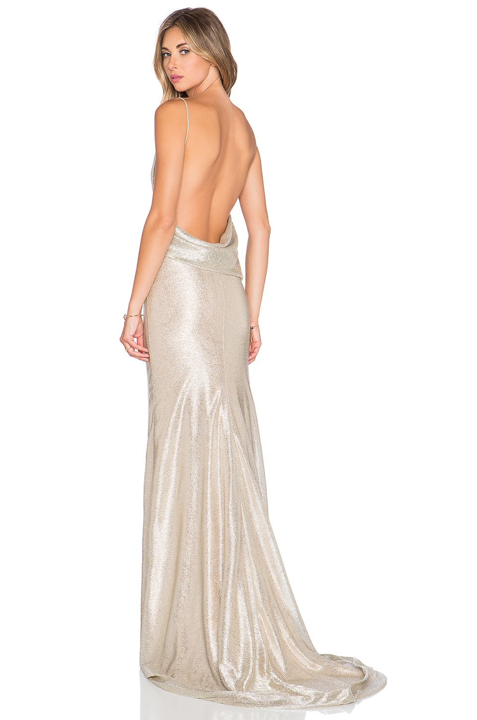 Gemeli Power Ms Jasper Gown in Silver | Evening Dresses | Pinterest ...