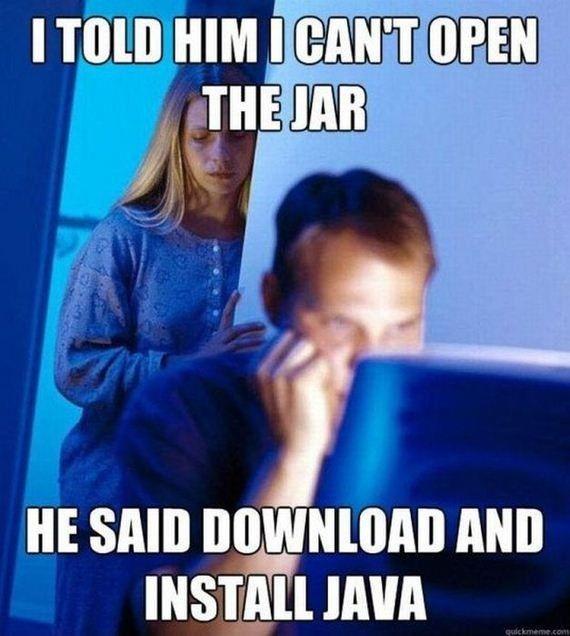 Funny Memes For Hubby : Internet husband web programmer meme memes