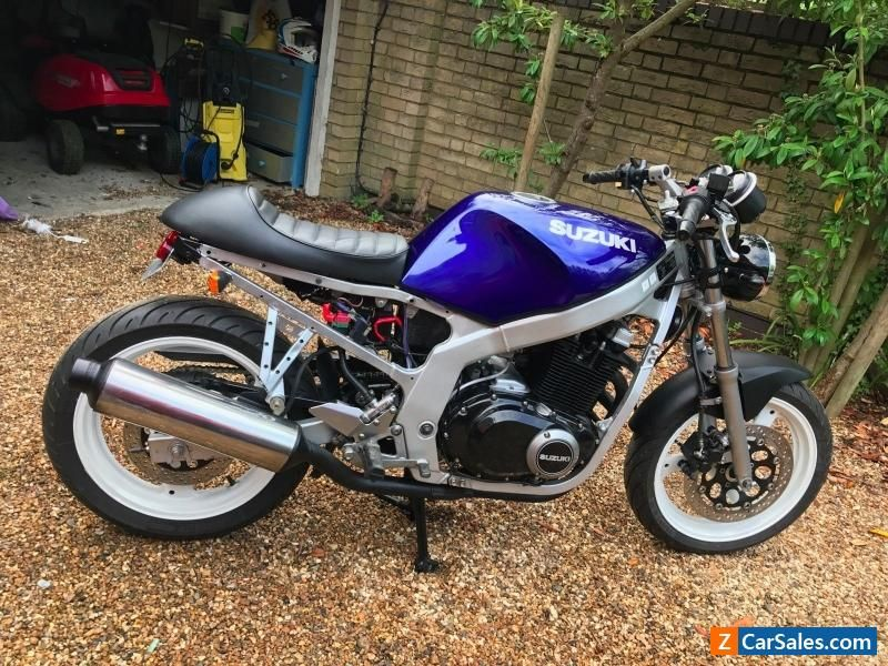 gs 500 unfinished cafe racer project suzuki gs forsale. Black Bedroom Furniture Sets. Home Design Ideas