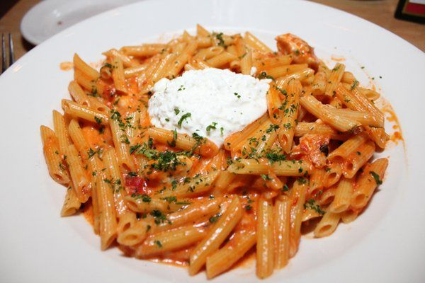 Four Cheese Pasta from The Cheesecake Factory -1 1/2c ...