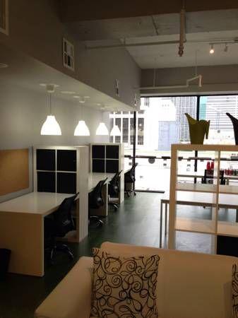 Mec Coworking Desks Love Ikea Shared Office Space Office