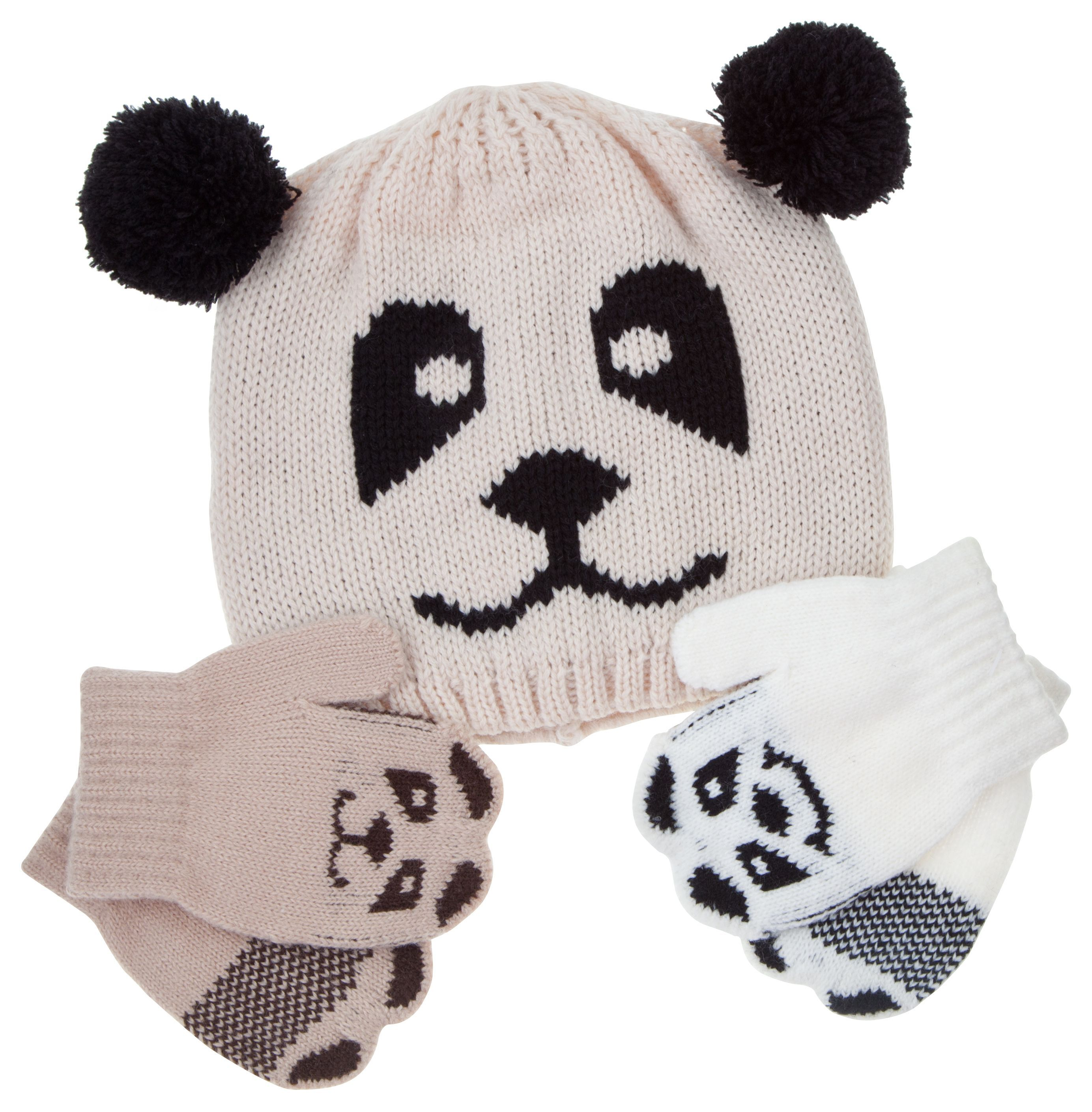 Photo of panda  hat | Need a hat to keep you warm on Bonfire Night? How about this one …..