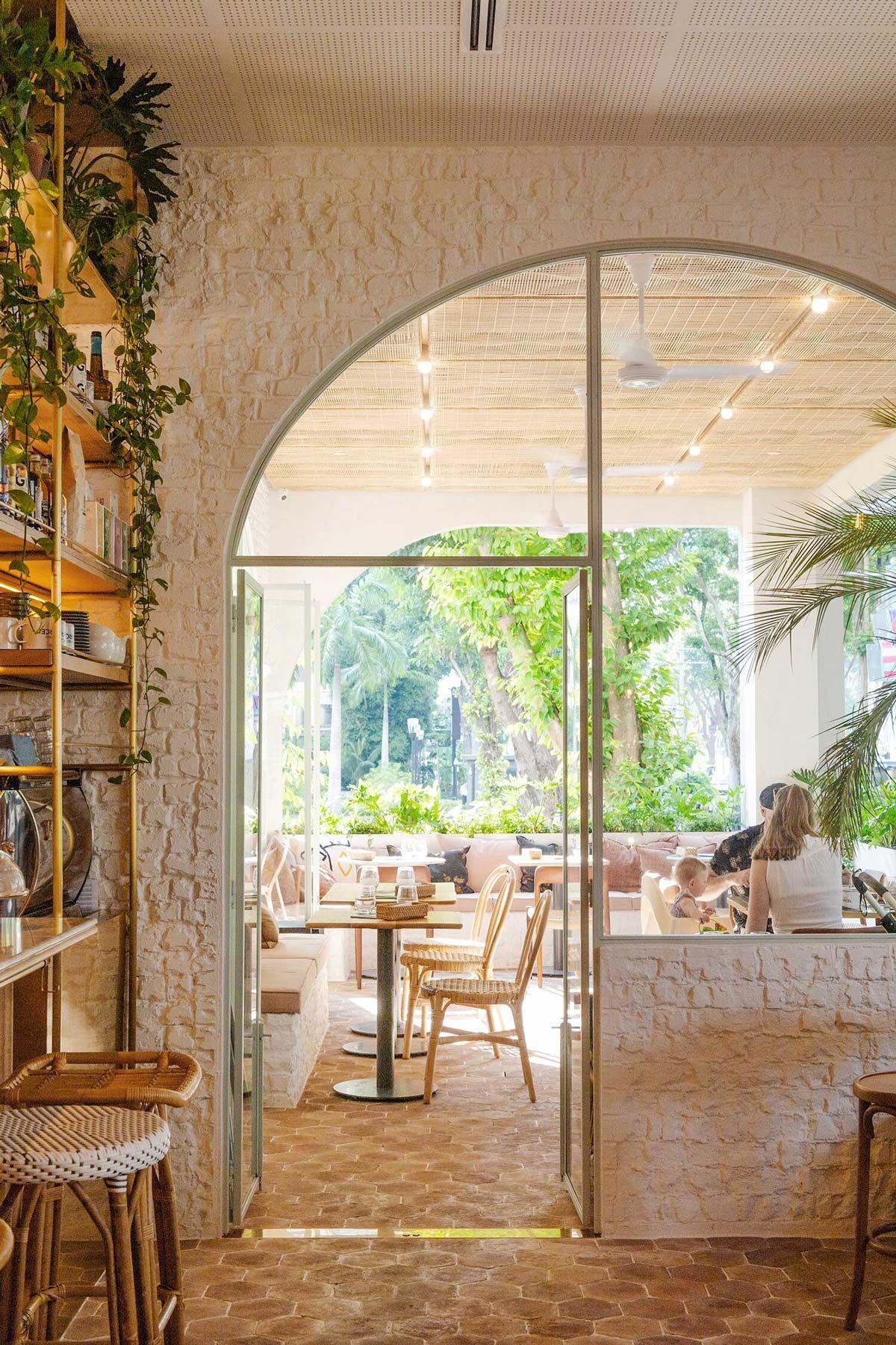 Merci Marcel A Parisian Cafe In Singapore In 2020 Orchard Road Singapore Parisian Cafe Interior