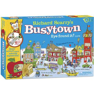 Richard Scarry Eye Found It by I Can Do That | eBeanstalk