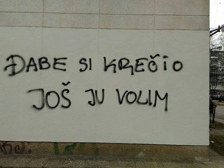 Opet Knezija Zagreb Graffiti Quotes True Quotes Life Quotes