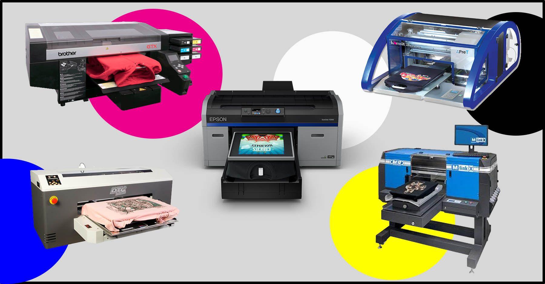 The Top 5 T Shirt Printing Machines Of 2018 W Comparison Table T Shirt Printing Machine T Shirt Printer Design Printer