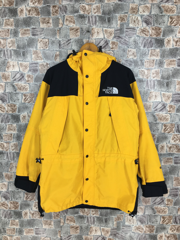 Vintage The North Face Gore Tex Jacket Mens Large North Face Yellow Jacket Hoodie North Face 90s Windbreak North Face Sportswear Hoodie Jacket North Face Parka [ 3000 x 2250 Pixel ]