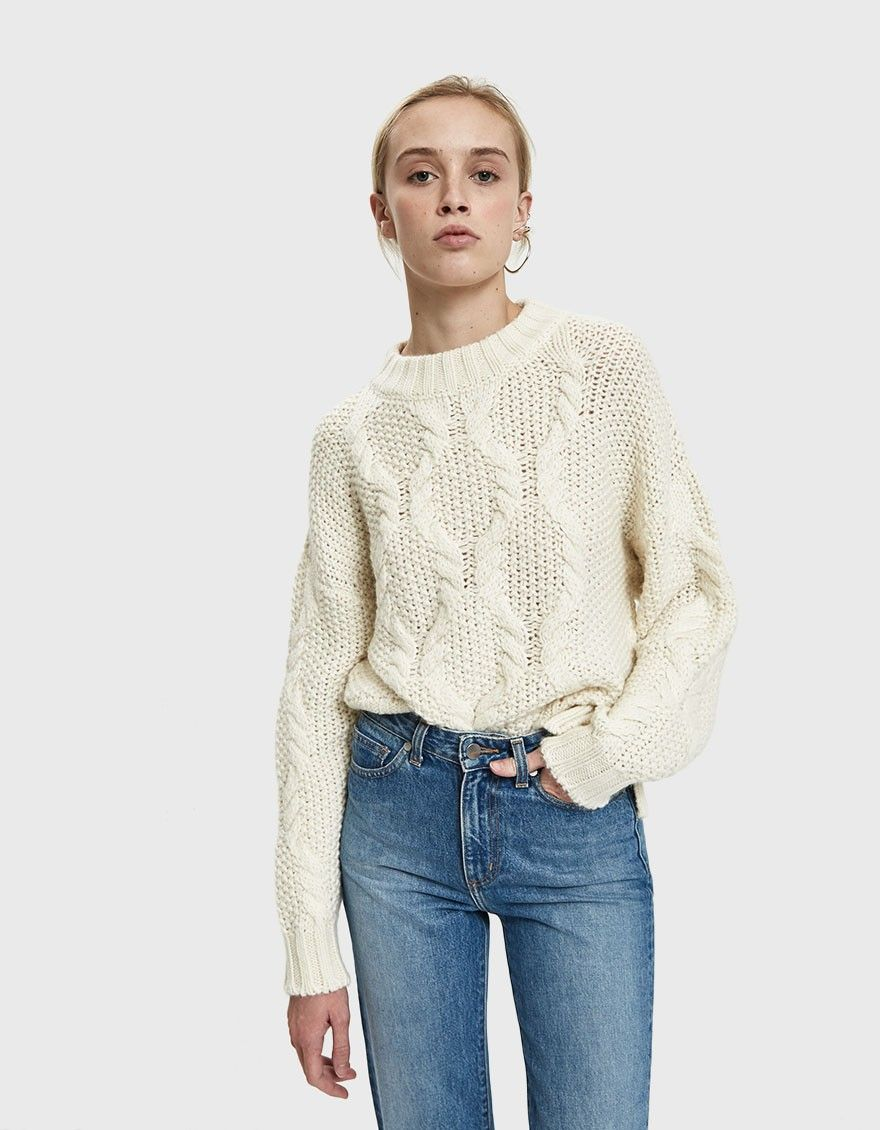 how to buy where to buy shop best sellers Rodebjer / Carrie Alpaca Sweater in 2019 | Sweaters, Women ...