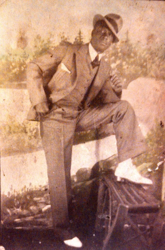 Family Member circa 1940's
