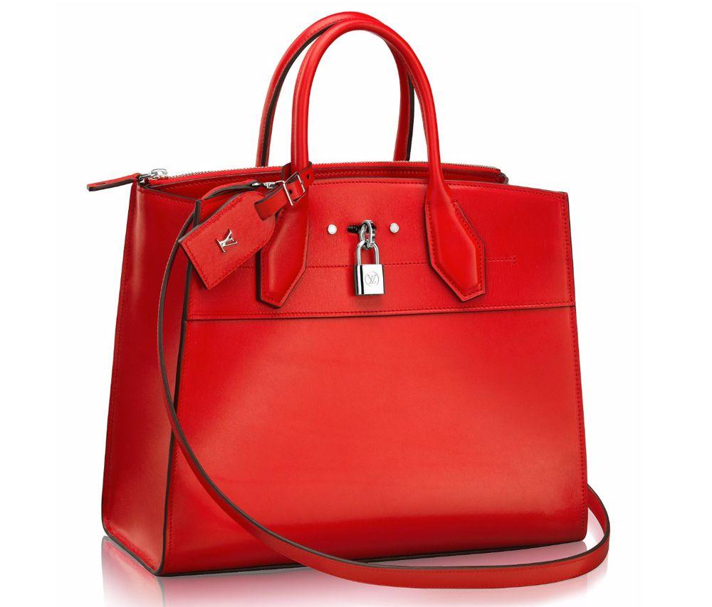 ff8e27310d7 Introducing the Louis Vuitton City Steamer Bag | Louis Vuitton ...