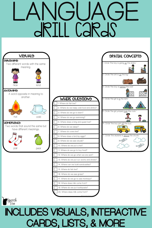 Preschool Worksheets For Size Spatial Qualitative Quantitative