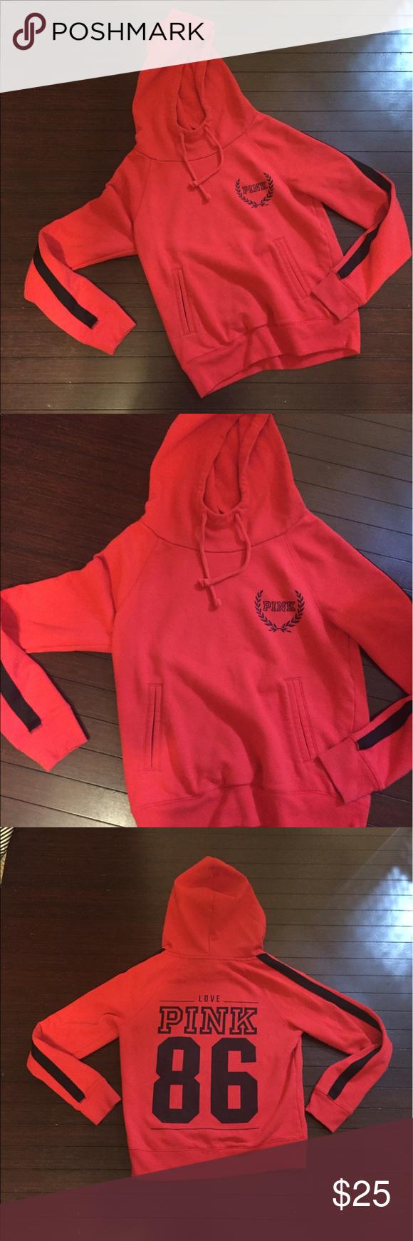 VS PINK Pullover hoodie Victoria's Secret PINK Pullover hoodie. In ...
