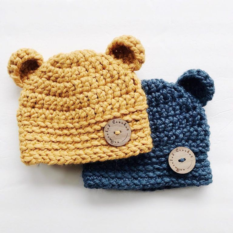 Free Crochet Patterns for Baby Items for New Year 2019 - Page 47 of 50 #crochetpatterns