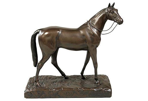 Proper English Saddle Horse On Onekingslane Com Horses Horse Saddles English Saddle