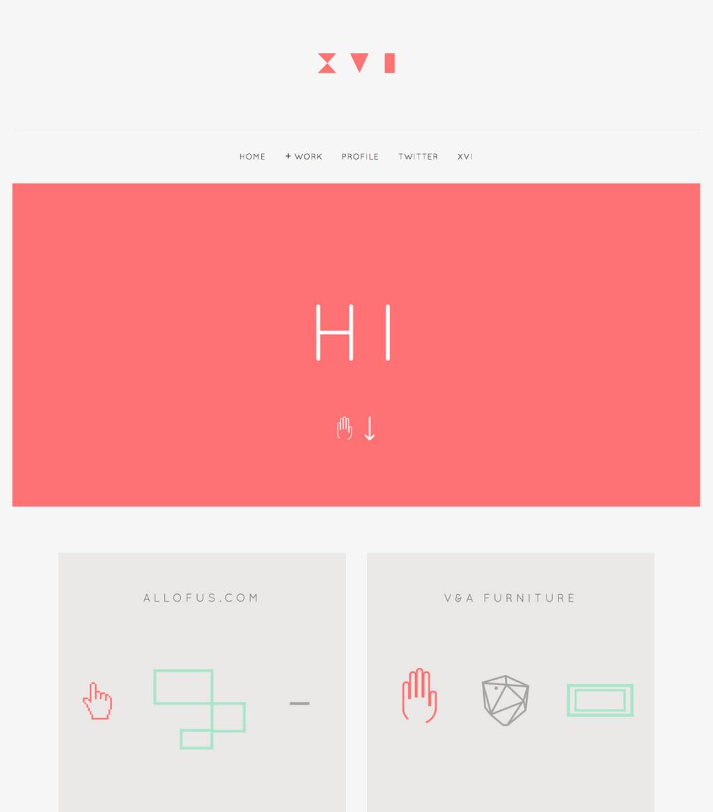 30 Aesthetically Pleasing Modern Web Designs Portfolio Web Design Modern Web Design Web Development Design