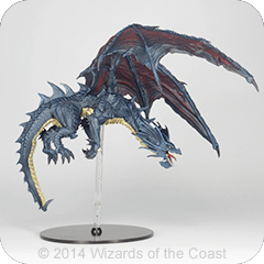 Bahamut D/&D Icons of the Realms Tyranny of Dragons